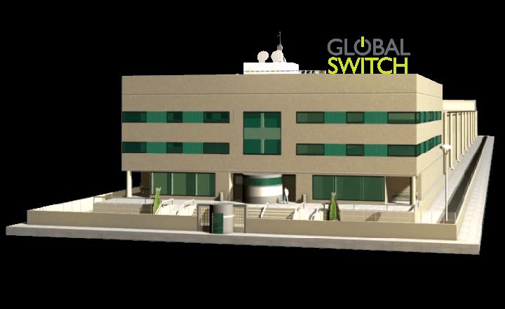 Centro de datos de Global Swithc en Madrid