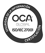 Certificado 27001 de calidad de Espaciorack
